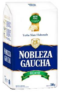 Yerba Mate Nobleza Gaucha SUAVE - 500g