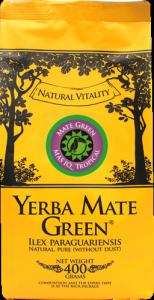 Yerba Mate Green MAS IQ Tropical + Żeń-szeń 400g