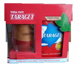 Zestaw do Yerba Mate Matero + Bombilla + TARAGUI