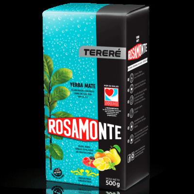 Yerba Mate Rosamonte Terere 500g idealna na lato!