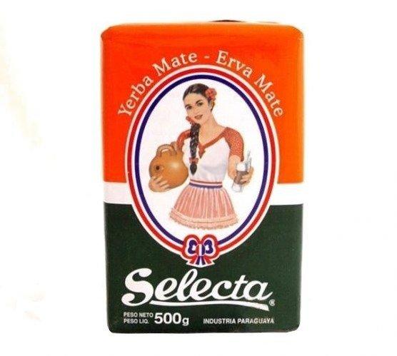 Yerba Mate Selecta Klasyczna Elaborada 500g