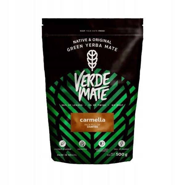 Verde Mate Green Karmelowa Carmella - Tostada 500g