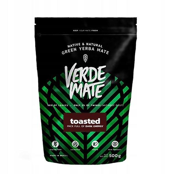 Yerba Verde Mate Green Toasted 500g PALONA