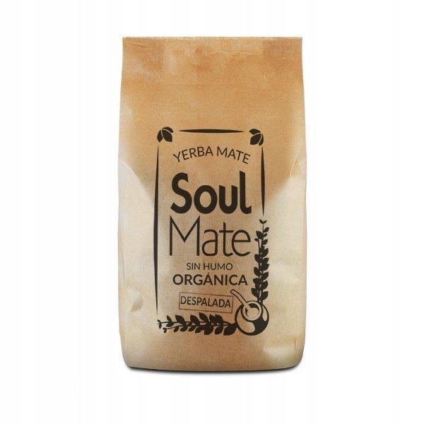 Yerba Soul Mate Sin Humo Despalada organiczna 1kg