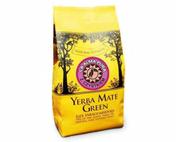 Yerba Mate Green La Alma Pura 50g - Czystek