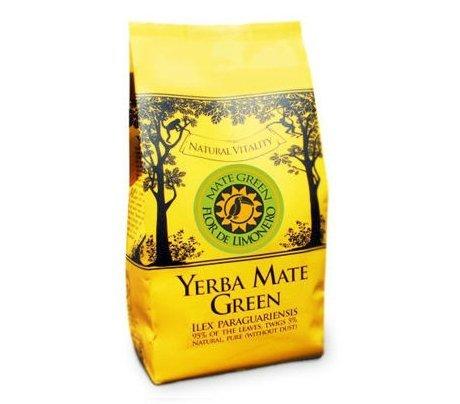 Yerba Mate Green Flor De Limonero 50g