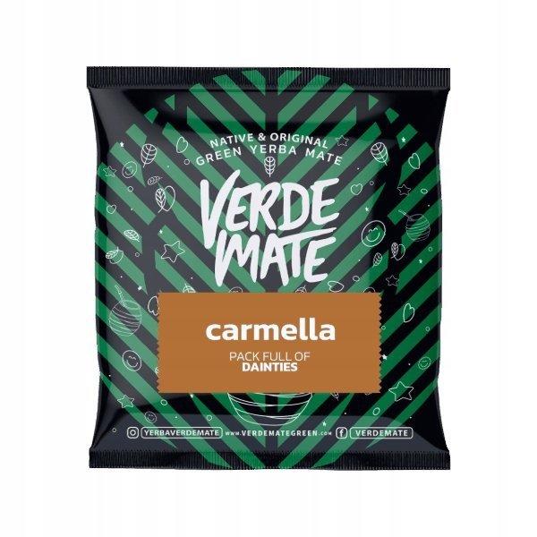 Verde Mate Green Karmelowa Carmella - Tostada 50g