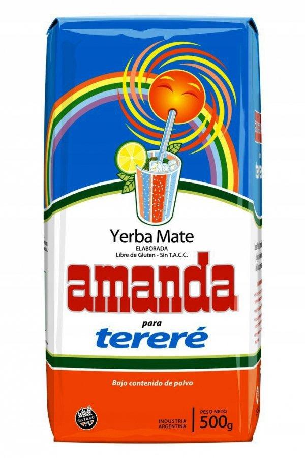 Yerba Mate Amanda Terere - 500g
