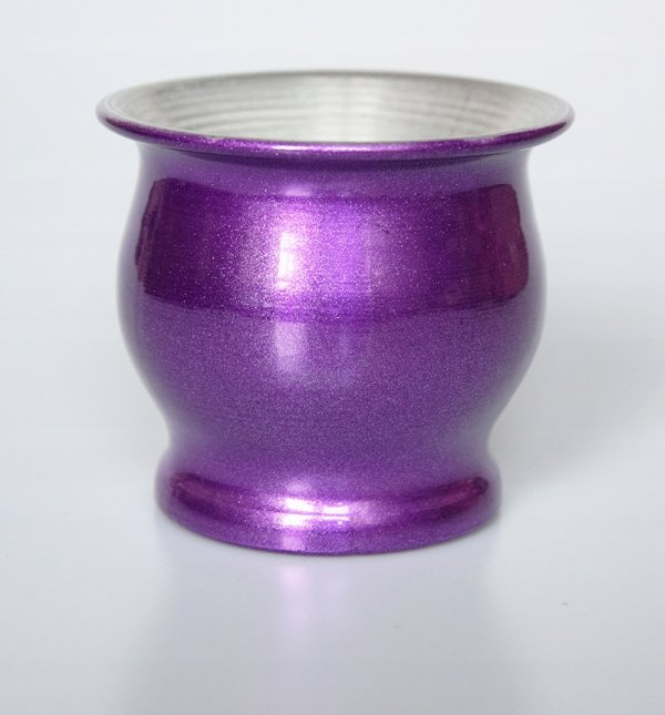 Matero Aluminio 125 ml Violet Argentina Yerba Mate