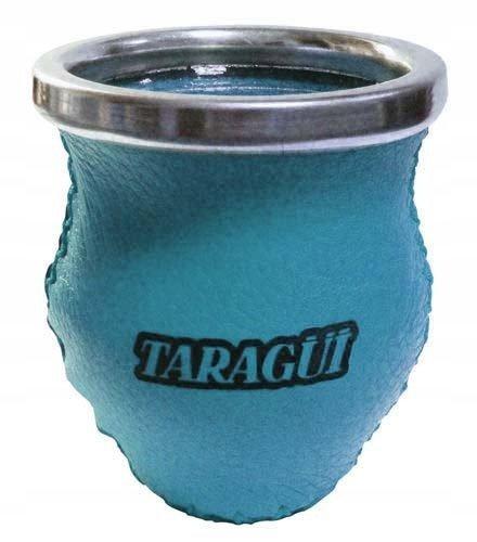 Matero Taragui Skórzane 200 ml obszyte skórą