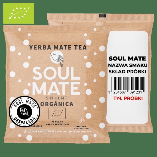 Yerba Soul Mate Sin Humo Despalada organiczna 50g