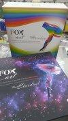 FOX ART RAINBOW SUSZARKA DO WŁOSÓW 2100W