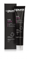PURA PURE COLOR FARBA DO WŁOSÓW 100ML 6/1 Dark Ash Blond