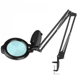 LAMPA LUPA LED MOONLIGHT 8012/5 BLACK DO BLATU