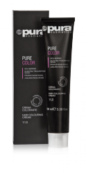 PURA PURE COLOR FARBA DO WŁOSÓW 100ML 4/0 MEDIUM BROWN