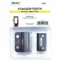 WAHL OSTRZE STAGGERTOOTH MAGIC CLIP CORDLESS