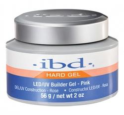 IBD HARD GEL ŻEL BUDUJĄCY RÓŻOWY UV/LED PINK 56G