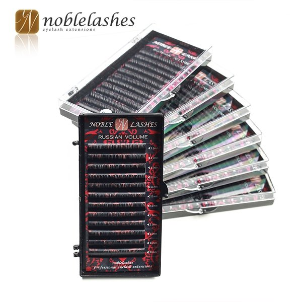 NOBLE LASHES RUSSIAN VOLUME C 0,1 9 MM