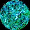 SEMILAC 660 FLASH GALAXY FOREST&BLUE