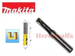 FREZ DO DREWNA PROSTY 8mm MAKITA D-10051 szerokość ostrza 6mm