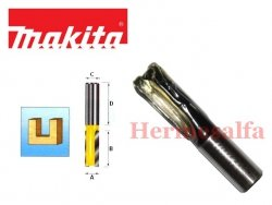 FREZ DO DREWNA PROSTY 12mm MAKITA D-07892 szerokość ostrza 12mm