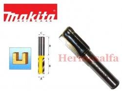 FREZ DO DREWNA PROSTY 8mm MAKITA D-10089 szerokość ostrza 12mm