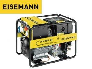 GENERATOR AGREGAT PRĄDOTWÓRCZY EISEMANN H6400DE