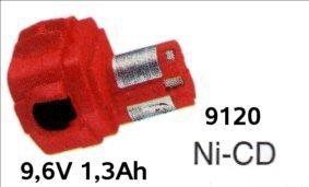 Akumulator ORYGINAŁ MAKITA 9120 NiCd 9,6V 1,3Ah