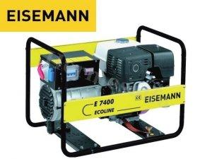 GENERATOR AGREGAT PRĄDOTWÓRCZY EISEMANN E7400