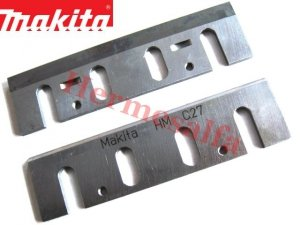 NOŻE DO STRUGA Z PŁYTKAMI 110mm 2szt. MAKITA D-08822