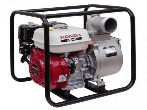 POMPA SPALINOWA HONDA WB30XT o wydajn. 1100 l/min
