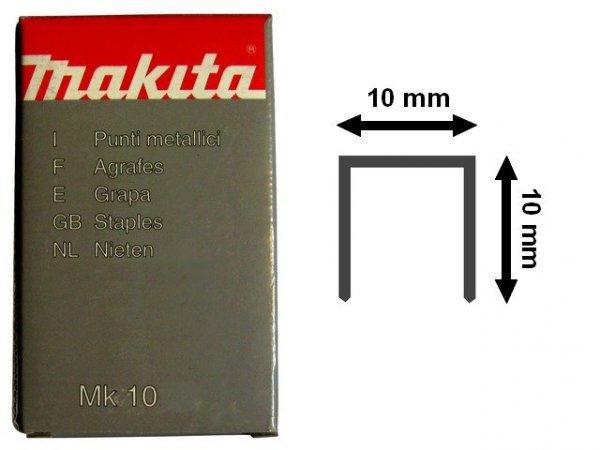 ZSZYWKI DO ZSZYWACZA MAKITA T221D BST221RFE 10mm P-08953