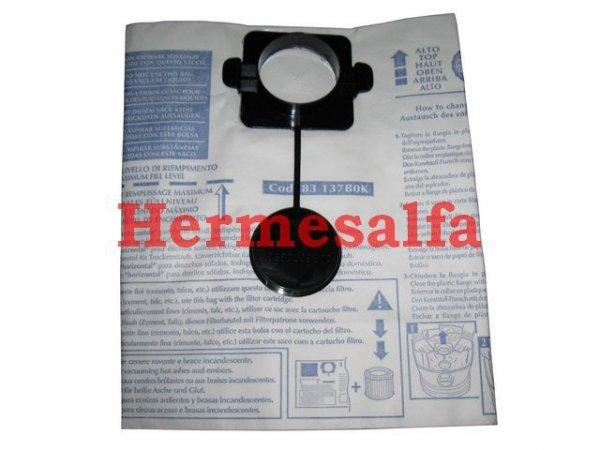 WORKI PAPIEROWE MAKITA DO 448 kpl(5szt) 83134B8I