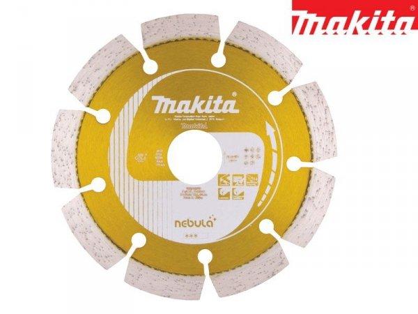 DIAMENTOWA TARCZA TNĄCA 125 x 22,23mm MAKITA B-53992