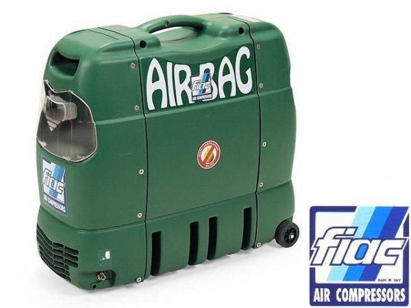 KOMPRESOR BEZOLEJOWY 6L FIAC AIRBAG HP 1,5