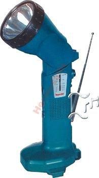 Latarka akumulatorowa Z RADIEM MAKITA ML124 12V