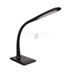 Lampka biurkowa JASPER LED, 7W, 16SMD, czarna