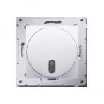 Dzwonek elektroniczny biały