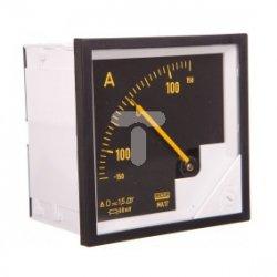 Miernik magnetoelektryczny 72x72mm +-150V/+-60mV MA17N BB17010000F6