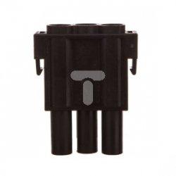 Moduł wysokonapięciowy 3-stykowy EPIC MCB 3 CM-HV 1000V 50A żeński 10399900