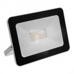 Lampa uliczno-parkowa ROKET LED 50W 4500lm AC 220-240V IP65 neutralna biała szary LD-LUR050W-40