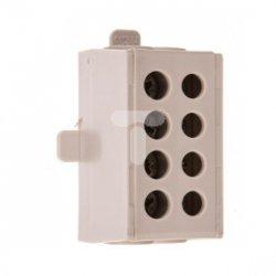 Blok rozdzielczy kompaktowy BRC 35/25 szary R33RA-02030001101