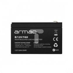 Akumulator żelowy do UPS 12V/7Ah uniwersalny ARMAC B/12V/7AH Z22861