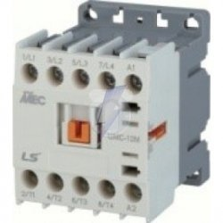 Stycznik miniaturowy 6A 3P 1z 230V AC GMC-6M 230V AC