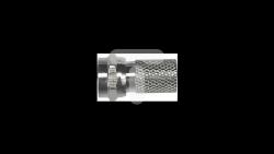 Wtyk F złącze wodoszczelne nakręcane CFS 0-02