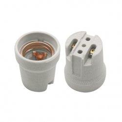 Oprawka ceramiczna HLDR-E27 2160