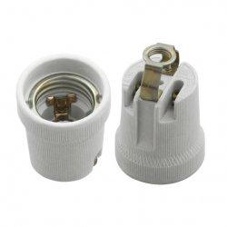 Oprawka ceramiczna HLDR-E27-D 2162