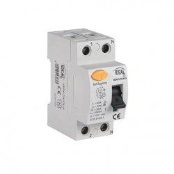 Wyłącznik różnicowo-prądowy KRD6-2/25/30 23180