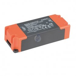 Zasilacz elektroniczny LED DRIVE LED 0-15W12VDC 23860