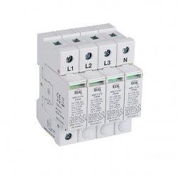 Ogranicznik przepięć KSD-T1T2 275/240 3P+N 23920